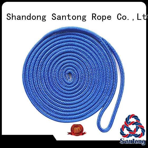 SanTong polyester ship rope online for skiing