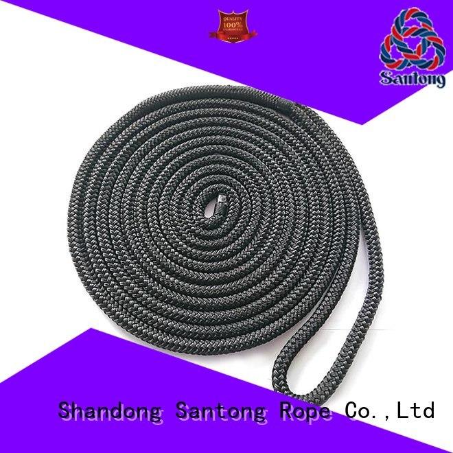 SanTong stronger dock rope supplier for skiing