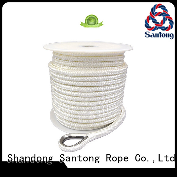 SanTong professional anchor rope for boats factory price