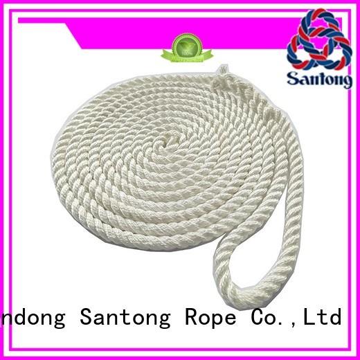 SanTong professional marine rope online for tubing