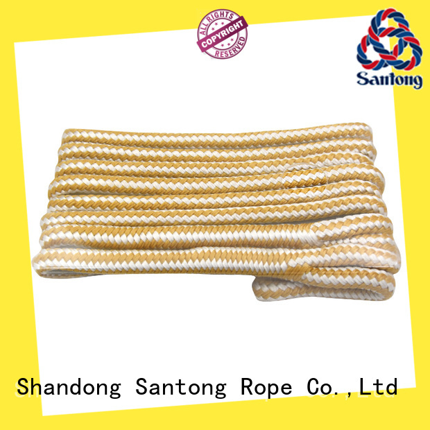 SanTong twisted fender rope design for prevent damage from jetties
