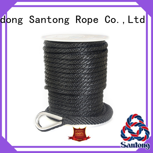 SanTong long lasting anchor rope wholesale for saltwater