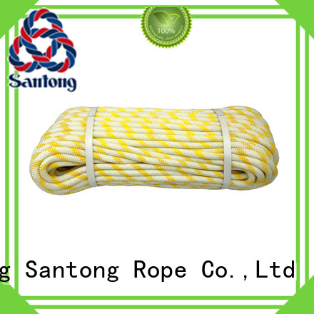 SanTong dynamic rope customized for caving