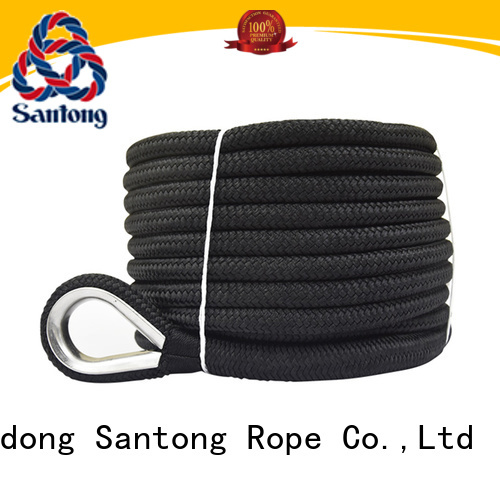 SanTong twisted boat anchor rope at discount for oil