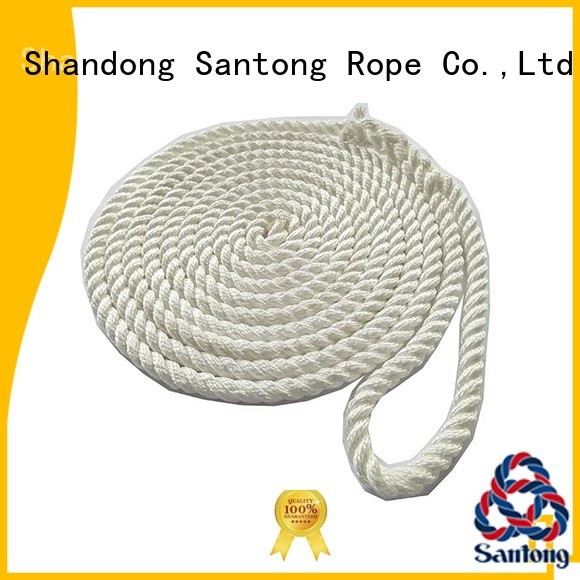 professional dock lines marine supplier for skiing