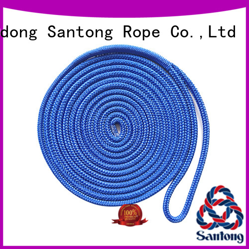 SanTong dock lines wholesale for skiing