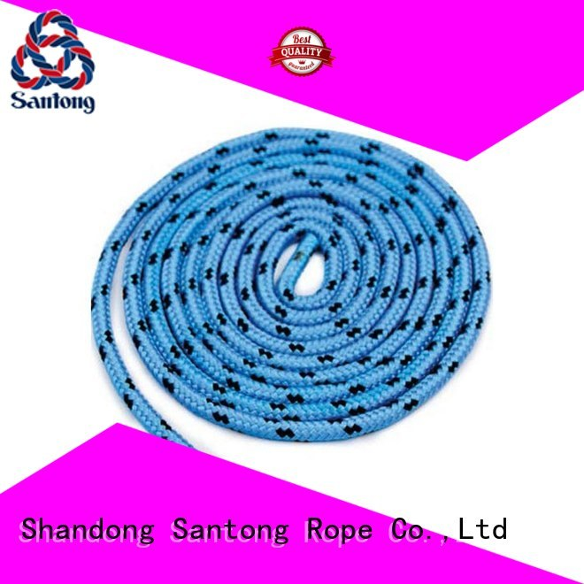SanTong anti-wear braided nylon rope factory for sailing