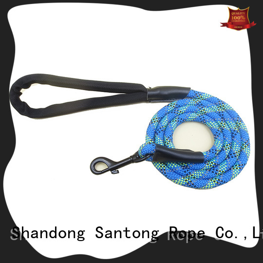 professional climbing rope dog leash promotion for large dog
