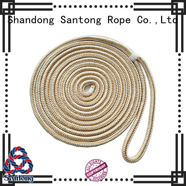 SanTong nylon mooring rope wholesale for skiing