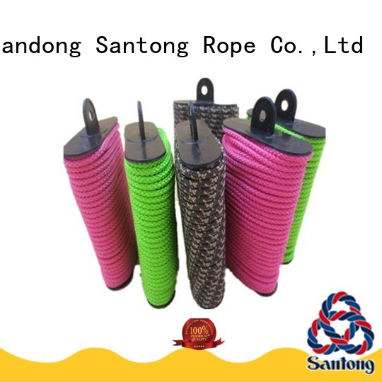braided utility rope dry for outdoor SanTong