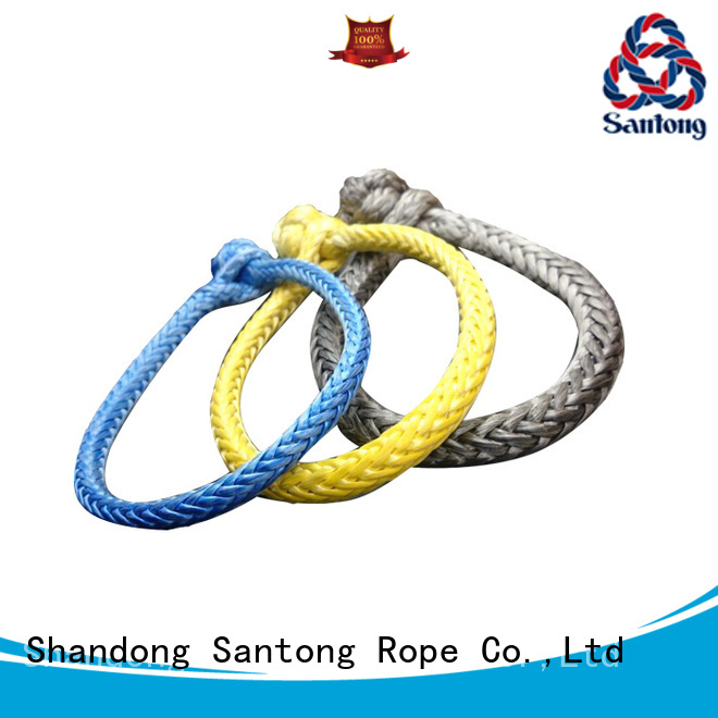 utility soft shackle customized for daily life