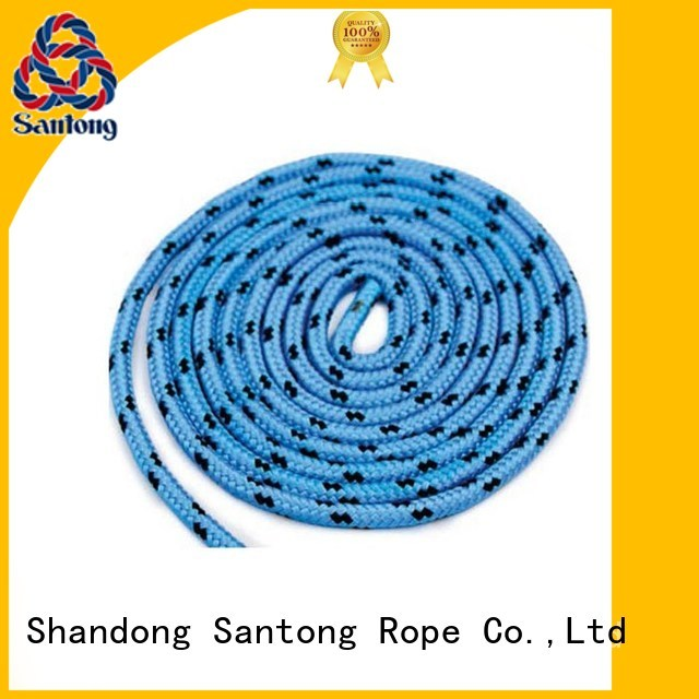 SanTong polyester16 braided nylon rope inquire now for sailboat