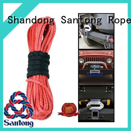 light winch rope on sale for truck