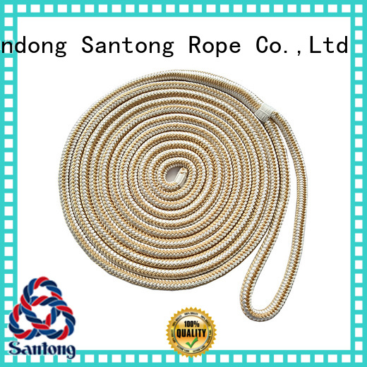 SanTong braided boat ropes wholesale for skiing