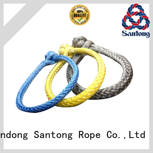durable shackle rope series for car
