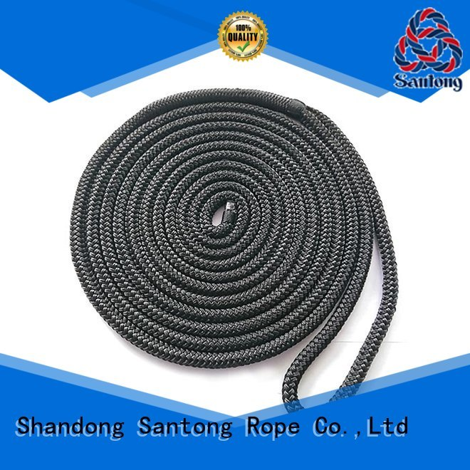 polyester twisted rope online for tubing SanTong