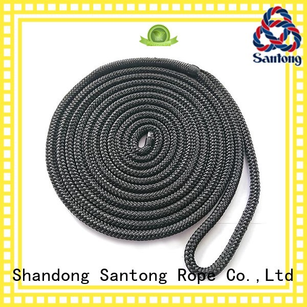 SanTong professional braided nylon rope factory price for skiing