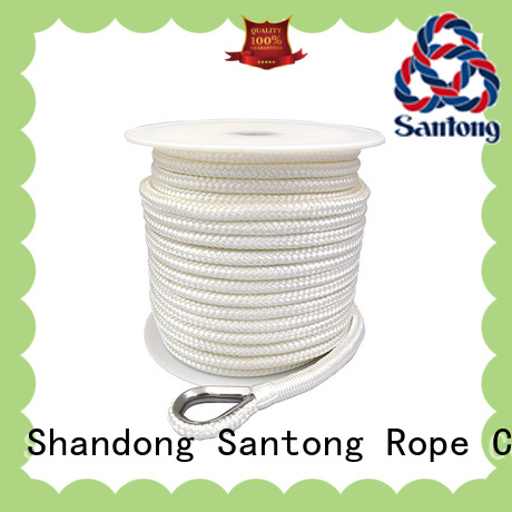 long lasting anchor rope for boats factory price for saltwater