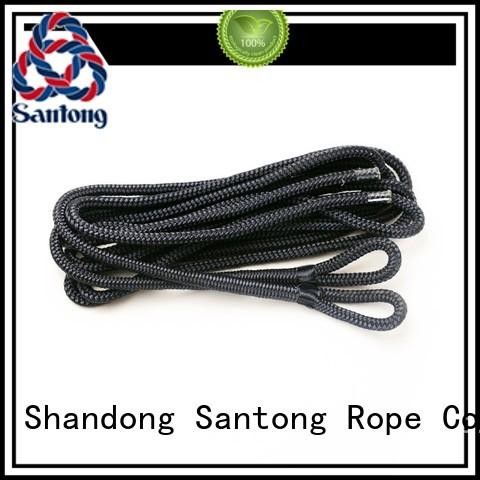 SanTong braided rope factory for pilings