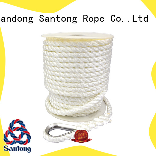 long lasting anchor ropes braided supplier for gas