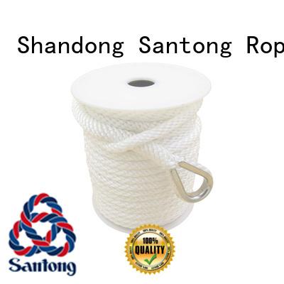SanTong nylon boat anchor rope factory price