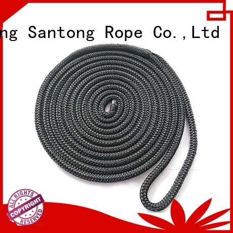 SanTong stretch dock rope factory price for wake boarding