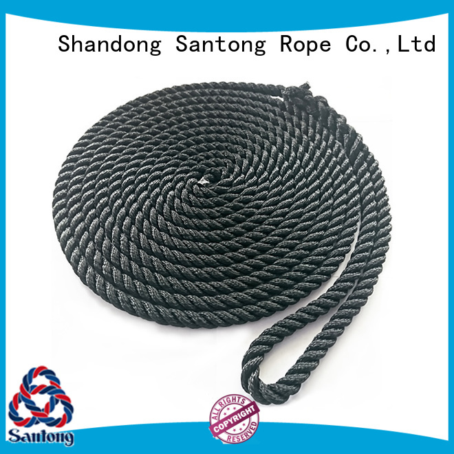 SanTong stretch boat ropes wholesale for wake boarding