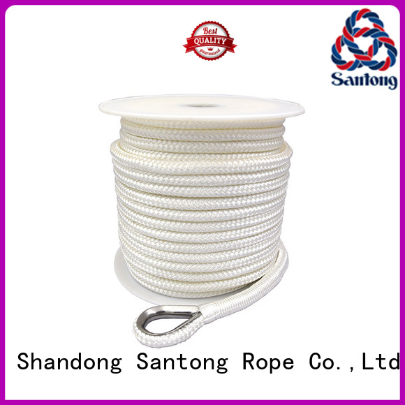 SanTong durable anchor rope for boats factory price