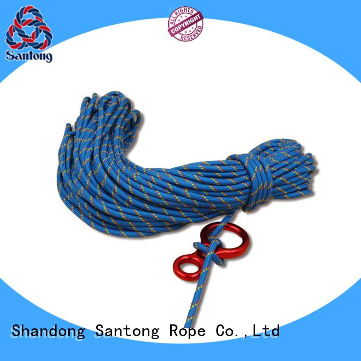 SanTong tree climbing rope wholesale for climbing