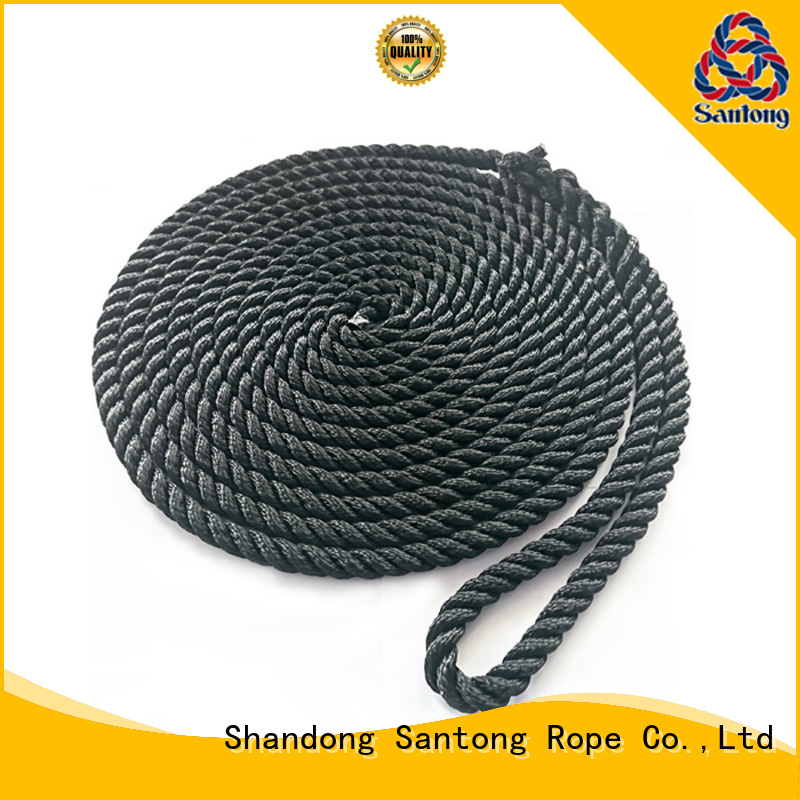 marine mooring rope double for tubing SanTong