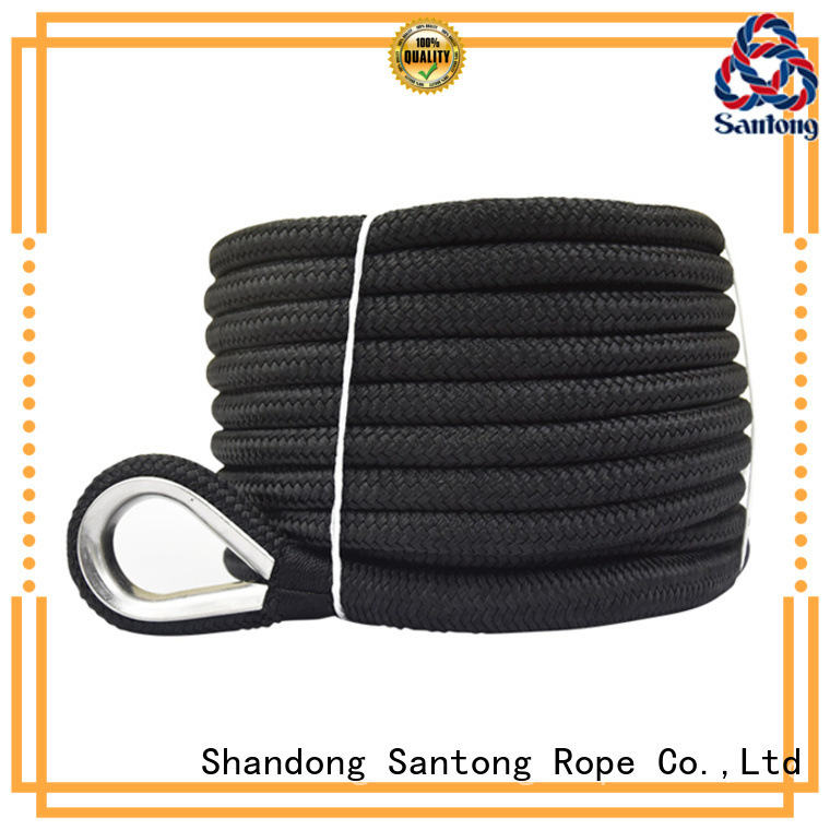long lasting anchor rope for boats factory price for gas