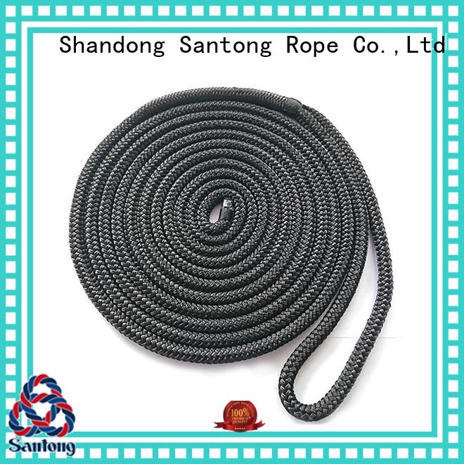 SanTong stretch polyester rope factory price for tubing