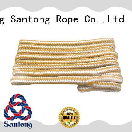 SanTong practical twisted rope design for prevent damage from jetties