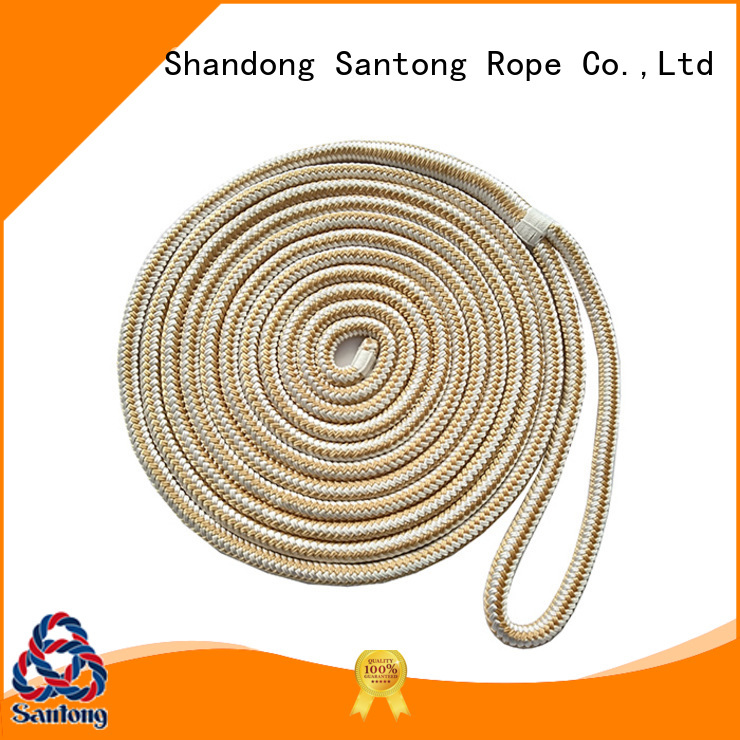 SanTong blue mooring lines factory price for tubing