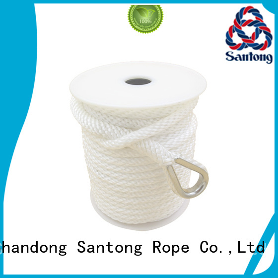 SanTong long lasting anchor rope supplier for oil