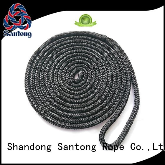 stretch polyester rope factory price for skiing