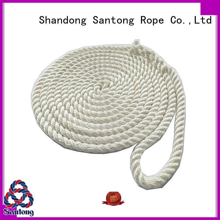 stronger mooring rope polyester online for wake boarding
