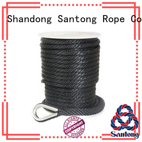 SanTong line anchor rope for boats wholesale for oil