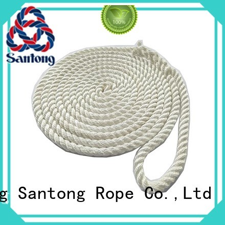 SanTong braided rope wholesale for tubing