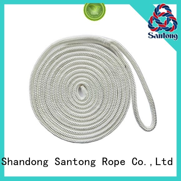 dock rope nylon for wake boarding SanTong