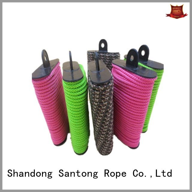 SanTong cloth rope personalized for garden