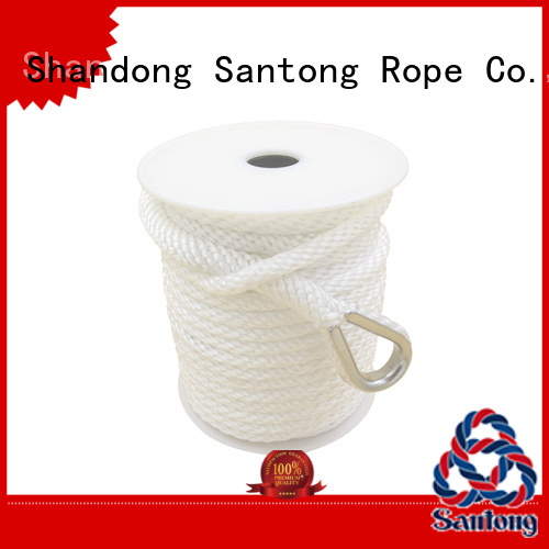 durable pp rope braid factory price for saltwater