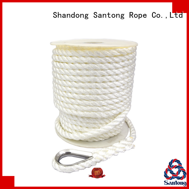 SanTong solid pp rope at discount for gas
