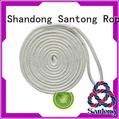 SanTong twisted polyester rope wholesale for wake boarding