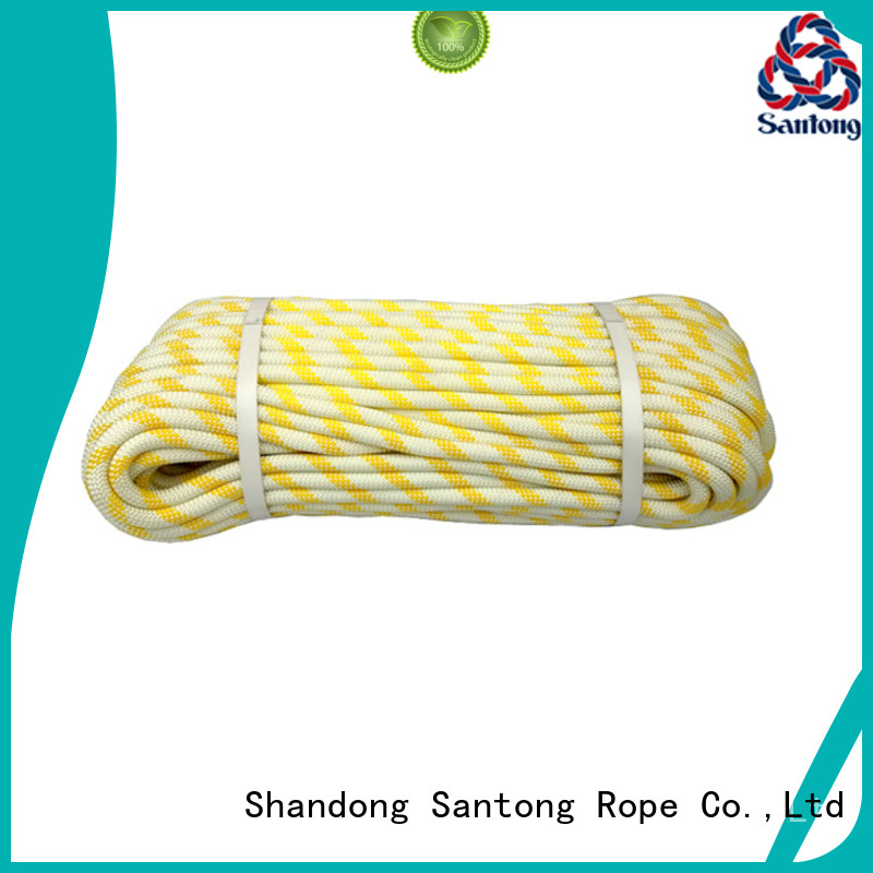 SanTong professional braided rope wholesale for caving