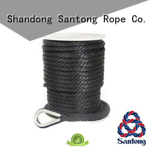 SanTong white nylon rope supplier