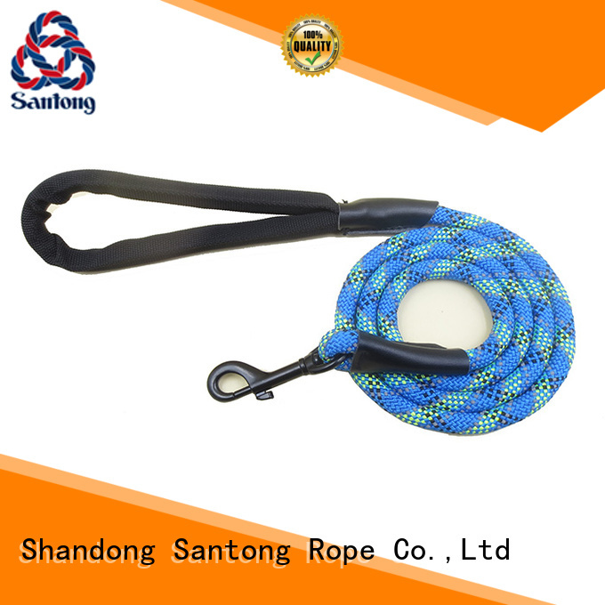 braided dog leashes supplier for dog