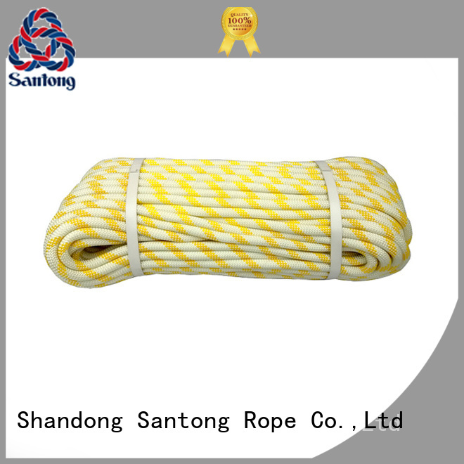 SanTong static braided rope manufacturer for caving