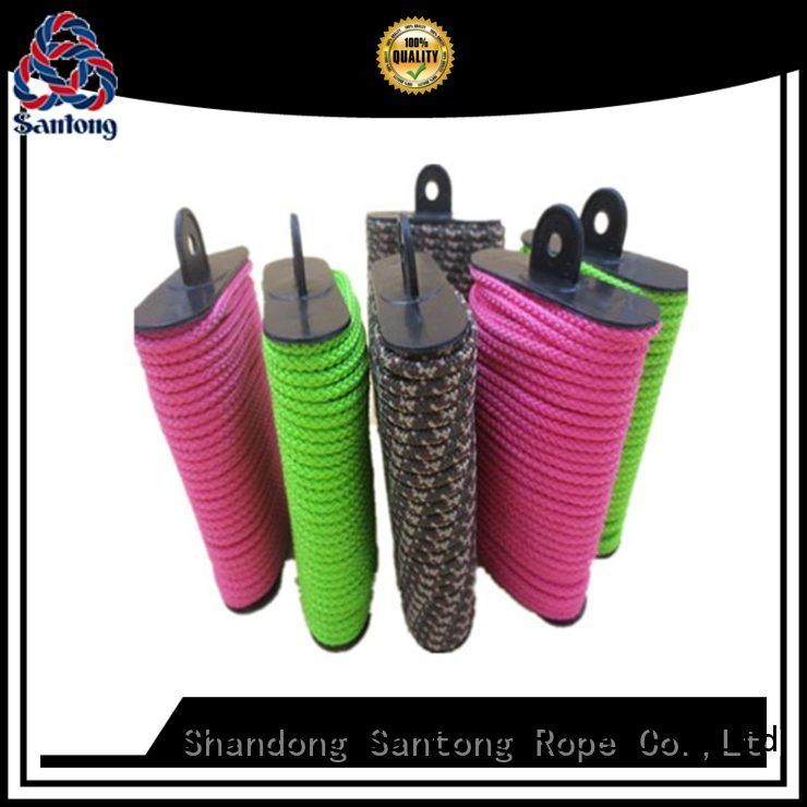 SanTong colorful clothes hanging rope supplier for garden