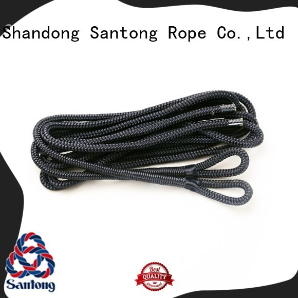 SanTong fender adjustable fender ropes with good price for docks
